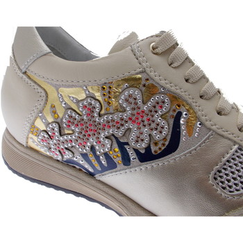 kengät Naiset Vaelluskengät Calzaturificio Loren LOC3791be blu
