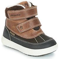 kengät Pojat Bootsit Primigi 2372600 PBZGT GORE-TEX Brown
