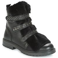kengät Tytöt Bootsit Primigi CHRIS Black