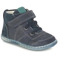 kengät Pojat Bootsit Primigi PALMER Blue