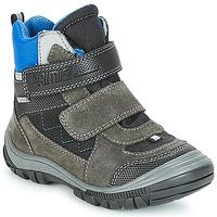 kengät Pojat Talvisaappaat Primigi PNA 24355 GORE-TEX Grey / Blue