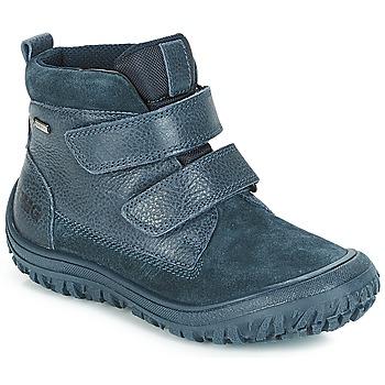 kengät Pojat Bootsit Primigi POG 24371 GORE-TEX Blue