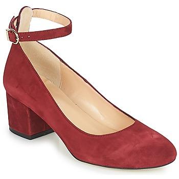 kengät Naiset Korkokengät Jonak VESPA Red