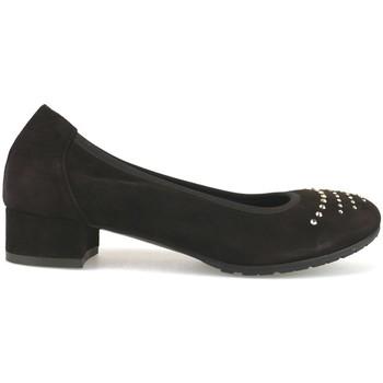 kengät Naiset Balleriinat Calpierre Dekolte kengät AJ377 Ruskea