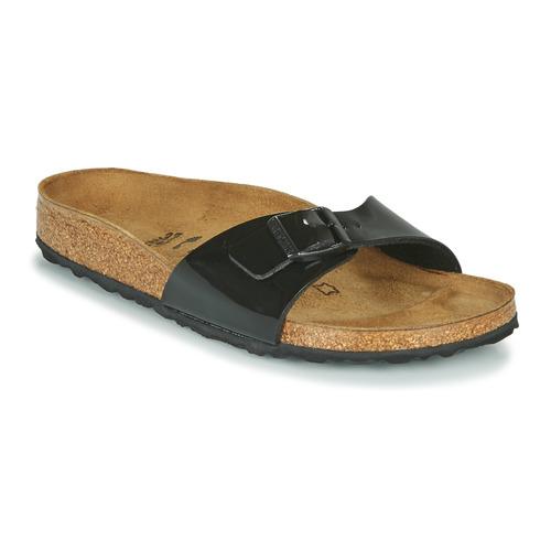 kengät Naiset Sandaalit Birkenstock MADRID Musta