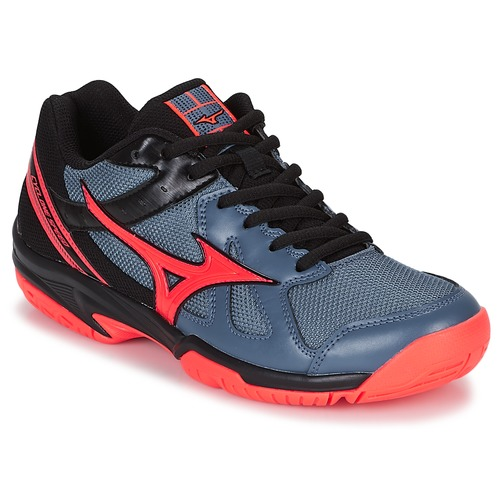 best website 6ecf0 75144 kengät Naiset Sisäurheilukengät Mizuno CYCLONE SPEED Black   Grey   Orange
