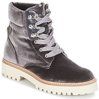 kengät Naiset Bootsit Marc O'Polo LUCIA 2B Grey
