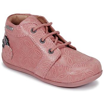 kengät Tytöt Bootsit Aster DILA Pink