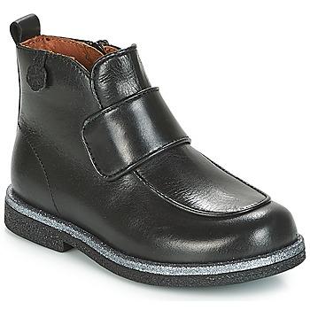kengät Tytöt Bootsit Aster EVA Black