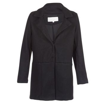 vaatteet Naiset Paksu takki Vila VIDORY Black