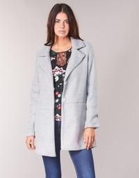vaatteet Naiset Paksu takki Vila VIDORY Grey