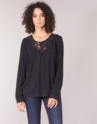 vaatteet Naiset Topit / Puserot Vila VIEVERLY Black