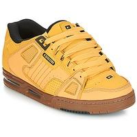 kengät Miehet Matalavartiset tennarit Globe SABRE Yellow