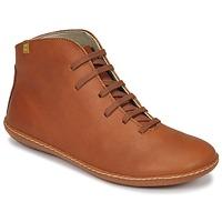 kengät Naiset Bootsit El Naturalista EL VIAJERO Brown