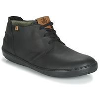 kengät Miehet Bootsit El Naturalista METEO Black