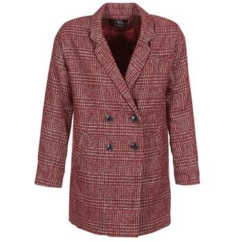 vaatteet Naiset Paksu takki Le Temps des Cerises LADY Bordeaux