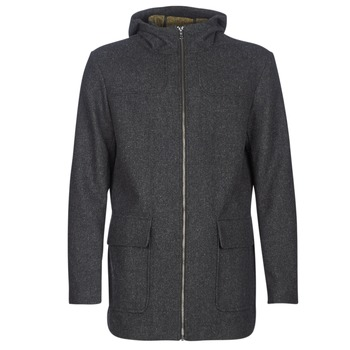 vaatteet Miehet Paksu takki Sisley FEDVUN Grey