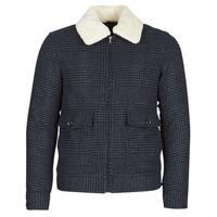 vaatteet Miehet Paksu takki Sisley FADVIN Grey
