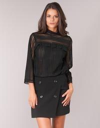 vaatteet Naiset Topit / Puserot See U Soon TELICA Black