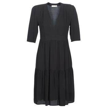 vaatteet Naiset Pitkä mekko See U Soon CUICO Black