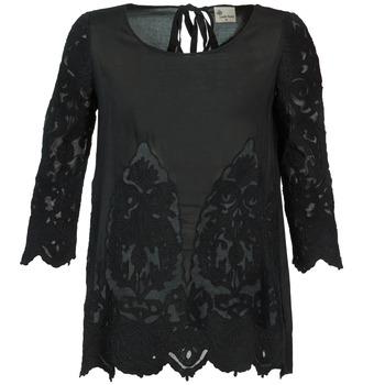 vaatteet Naiset Topit / Puserot Stella Forest ALANE Black