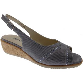 kengät Naiset Sandaalit ja avokkaat Melluso MET425je blu