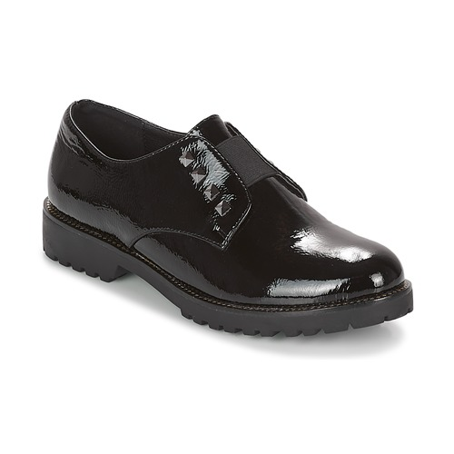 kengät Naiset Derby-kengät Lola Espeleta ESTAPHANIA Black