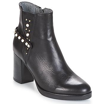 kengät Naiset Nilkkurit Metamorf'Ose DAMOISEAU Black