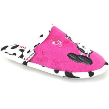 kengät Tytöt Tossut Superga Tossut AJ742 Violetti