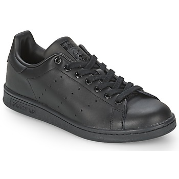 kengät Matalavartiset tennarit adidas Originals STAN SMITH Musta