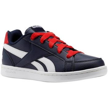 kengät Lapset Matalavartiset tennarit Reebok Sport Royal Prime Mustat