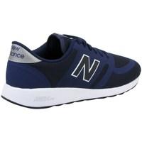 kengät Miehet Matalavartiset tennarit New Balance 420 Mustat