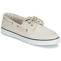 kengät Naiset Purjehduskengät Sperry Top-Sider BAHAMA White