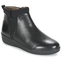 kengät Naiset Bootsit Stonefly PASEO IV 5 NAPPA Black