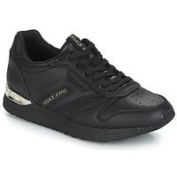 kengät Naiset Matalavartiset tennarit Versace Jeans TAPADO Black