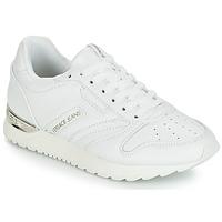 kengät Naiset Matalavartiset tennarit Versace Jeans TAPADO White