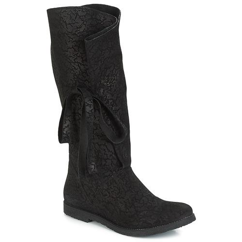 kengät Naiset Saappaat Papucei LUCIA Black
