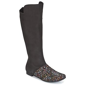 kengät Naiset Saappaat Papucei MALVA Black