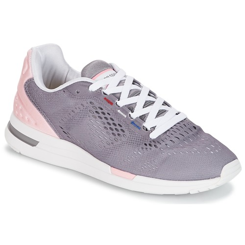 kengät Naiset Matalavartiset tennarit Le Coq Sportif LCS R PRO W ENGINEERED MESH Violet