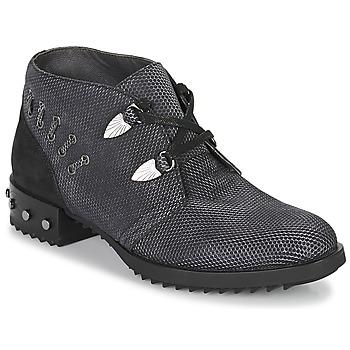 kengät Naiset Bootsit Mam'Zelle XESTO Black
