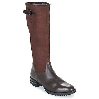kengät Naiset Saappaat Mam'Zelle XANE Brown
