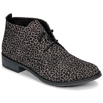 kengät Naiset Bootsit Marco Tozzi PALANA Grey
