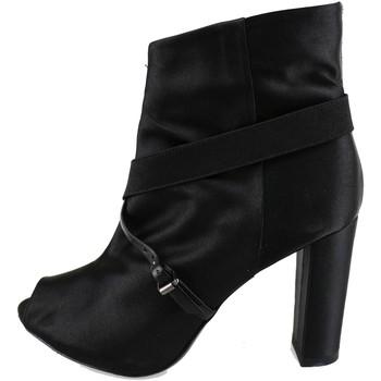 kengät Naiset Nilkkurit Manas AH922 Musta