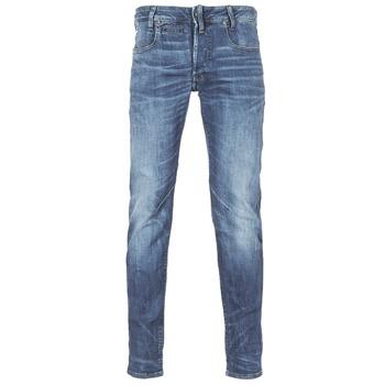 vaatteet Miehet Slim-farkut G-Star Raw D-STAQ 5-PKT SLIM Blue / Indigo