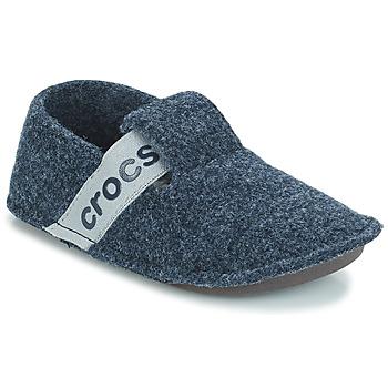 kengät Lapset Tossut Crocs CLASSIC SLIPPER K Laivastonsininen