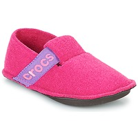kengät Tytöt Tossut Crocs CLASSIC SLIPPER K Pink