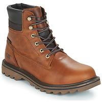 kengät Miehet Bootsit Caterpillar DEPLETE WP Ruskea