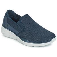 kengät Miehet Tennarit Skechers EQUALIZER 3.0 Sininen