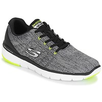 kengät Miehet Fitness / Training Skechers FLEX ADVANTAGE 3.0 Grey