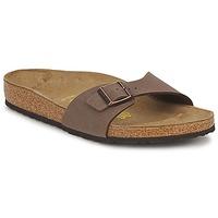 kengät Miehet Sandaalit Birkenstock MADRID Ruskea